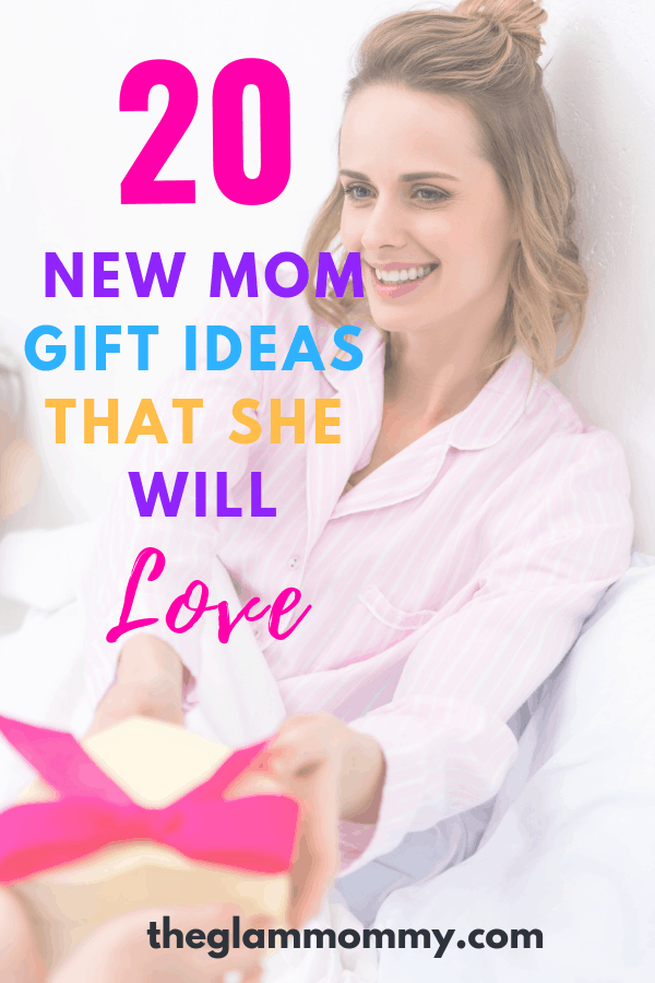 list of gift ideas for new moms