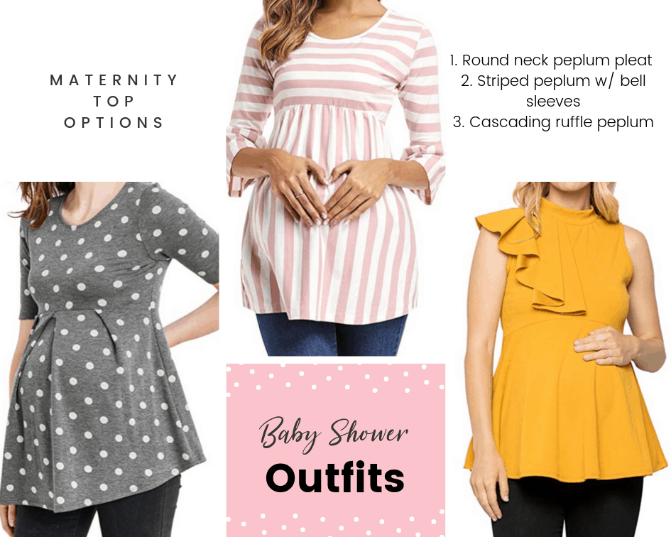 What To Wear To Your Baby Shower Full Heart Mommy