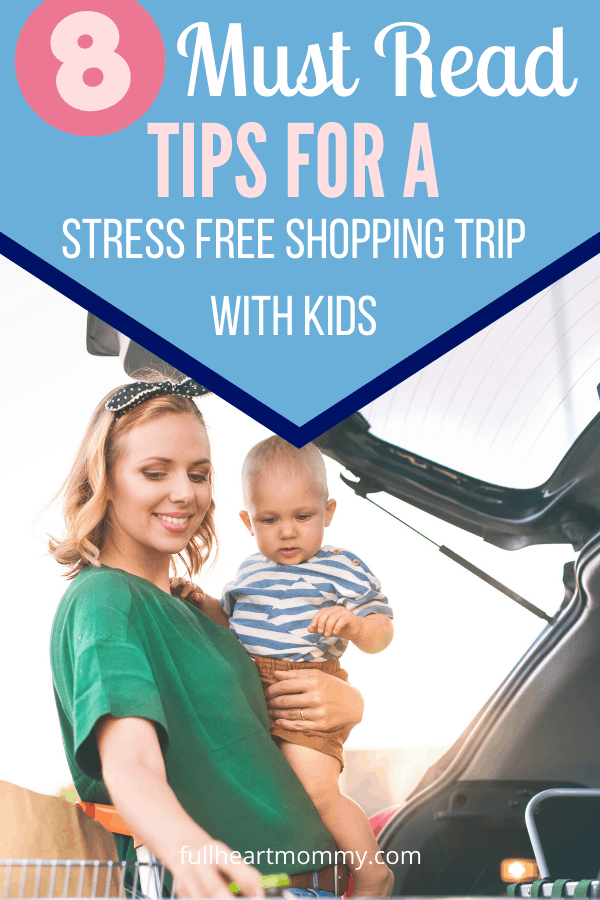Here are the only hacks you need to know in order to grocery shop with your baby or little ones! These tips will help the trip go smoothly.